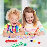 Glokers Jumbo Dot Coloring Book for Kids - Creative