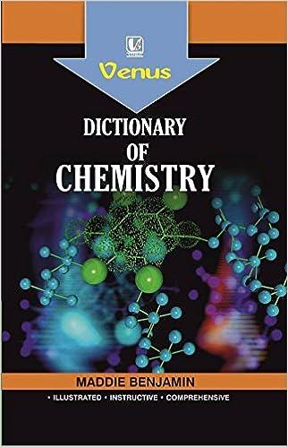 Chemistry Dictionaries