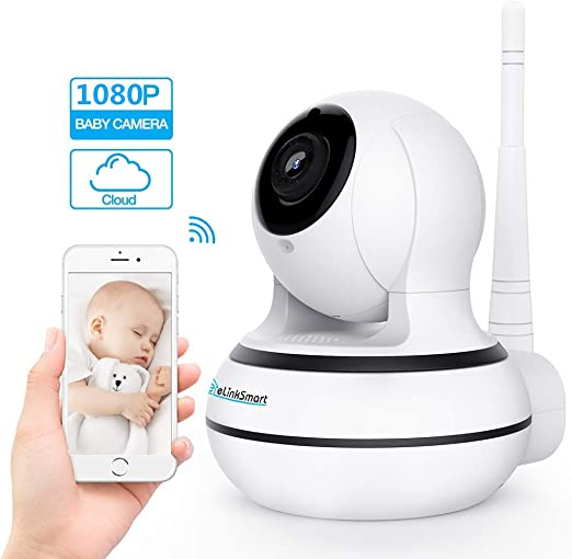 1080P Wireless WIFI IP Kamera Überwachungskamera Webcam Wlan Camera NachtsichtDE