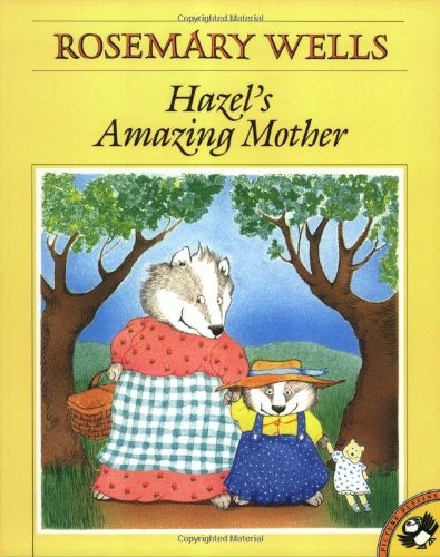 Hazel's Amazing Mother (Picture Puffin Books)