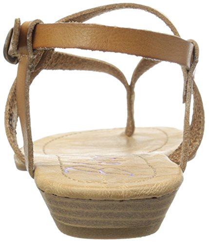 Blowfish Women's Berg Dyecut Desert Wedge Sandal Sand rrwadT6Anq