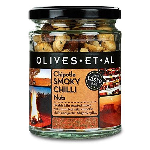 Olives Et Al - Chipotle Smoky Chilli Nuts - 150g