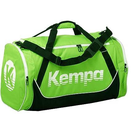 Kempa - Bolsa de Deporte (tamaño Grande, 65 x 35 x 33 cm, 75 ...