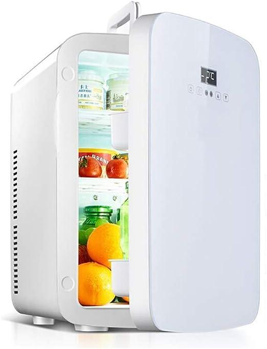 QJJML Refrigerador para Autos, PortáTil, Mudo, Leche Caliente ...
