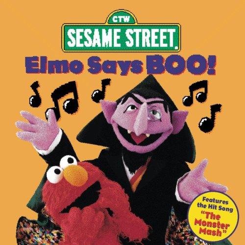 Elmo Says BOO! by Sony Wonder (Audio)