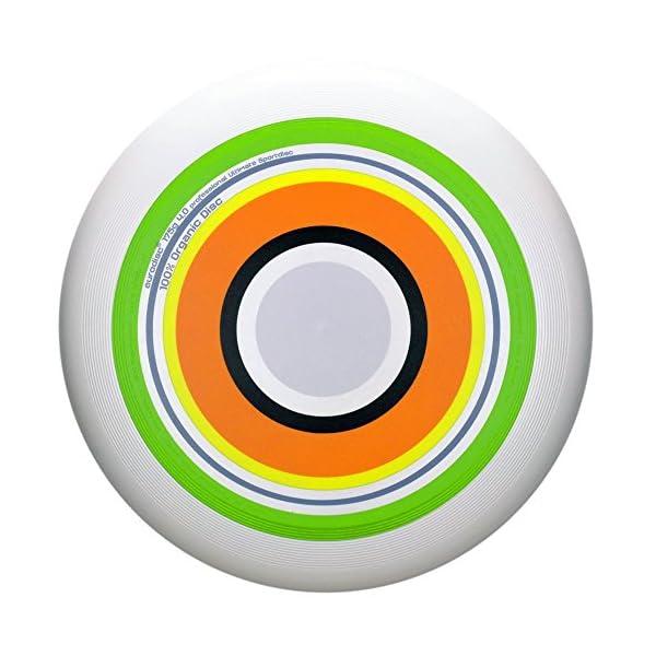 eurodisc - Frisbee Ultimate Spring, da Competizione, con Traiettoria di Volo Stabile Fino a 100 Metri, 175 g 1 spesavip