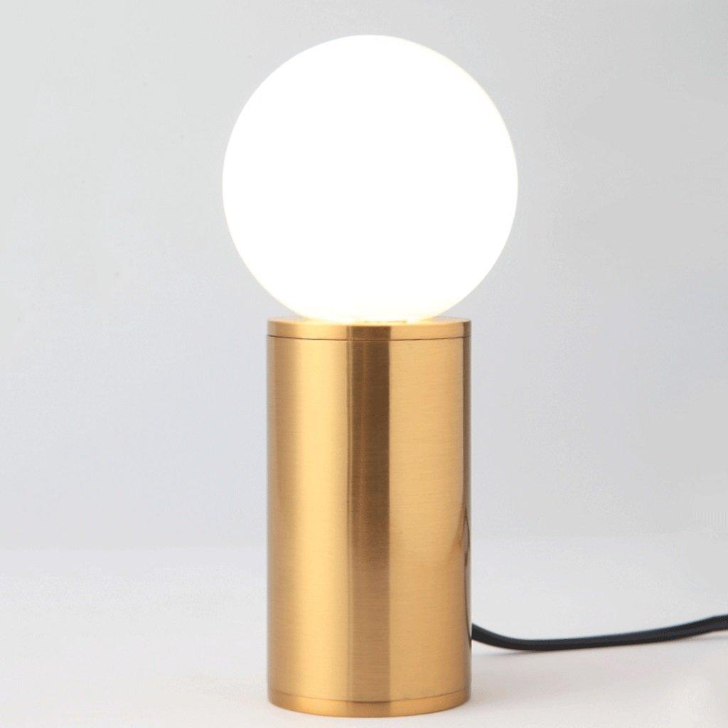 GJ Iron Art Plug In Read Desk Bedroom Headboard Jobs Eye Protection Table Lamp GJV