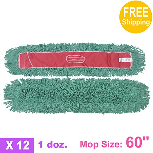 Synthetic Dust Mops - 1doz. 60