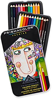 24-Count Prismacolor Premier Colored Pencils