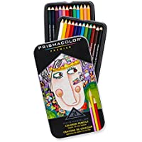 Prismacolor Premier Soft Core Colored Pencils, Assorted...