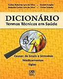 capa de Dicionário: Termos Técnicos em Saúde