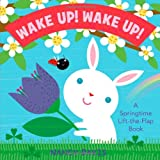img - for Wake Up! Wake Up!: A Springtime Lift-the-Flap Book (Springtime Life-The-Flap Books) book / textbook / text book