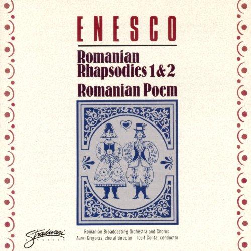 Romanian Rhapsodies Broadcasting Orchestra Chorus