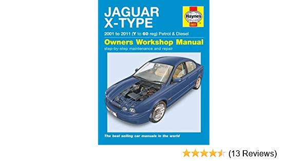 jaguar repair manual x type