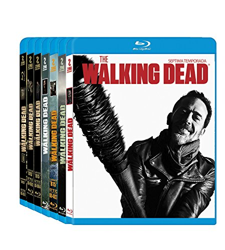 The Walking Dead. Temporadas 1-7 [Blu-ray]