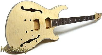 Guitarra eléctrica de montar/Guitar DIY Kit ml de Factory® pr de ...