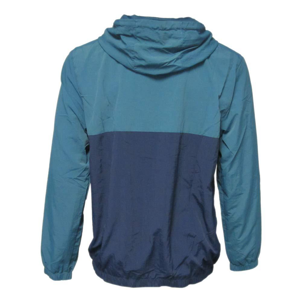 Amazon.com: Fila - Chaqueta con capucha y media cremallera ...