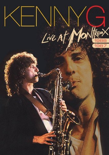Kenny G - Live at Montreux 1987/ 1988 (DVD)