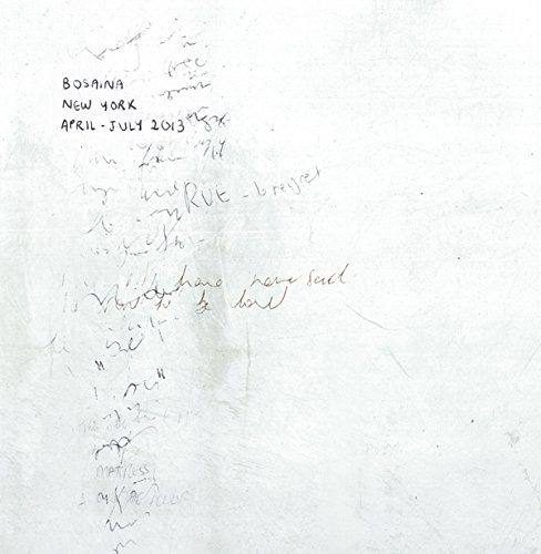 Bosaina - New York April-july 2013 / Two Names Upon Shore (LP Vinyl)