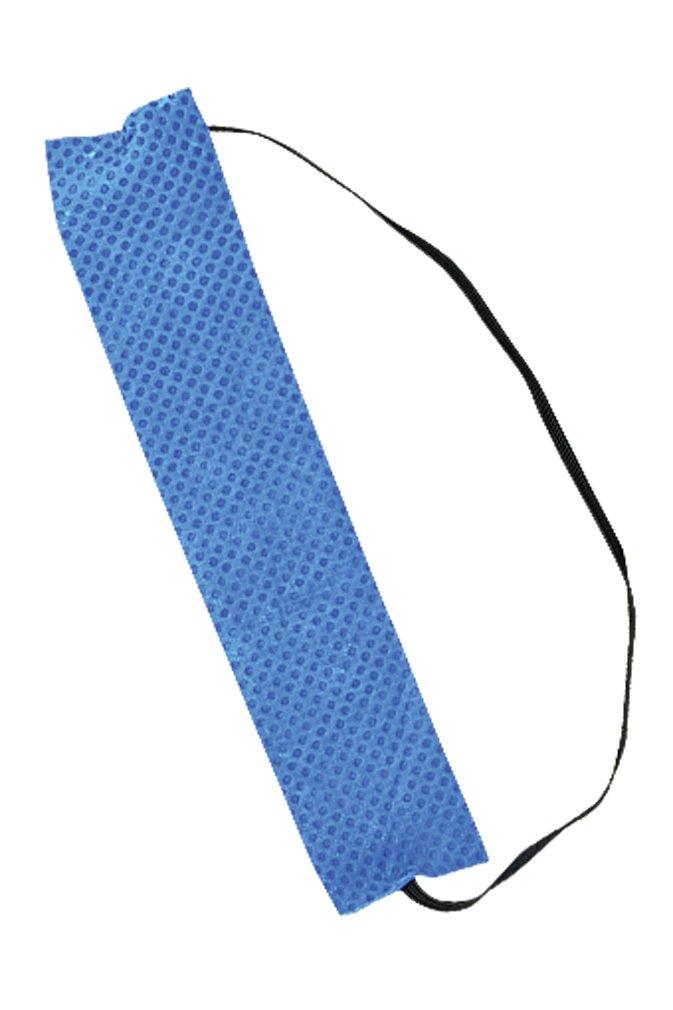200PCK-Miracool PVA Sweatbands - PACKED 10 PER BAG - BLUE
