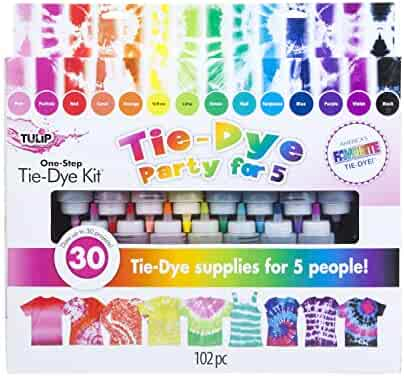 Tulip one-step tie-dye 15-Color Party Kit