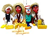 Mexican Marionette Assorted (One random will be sent)