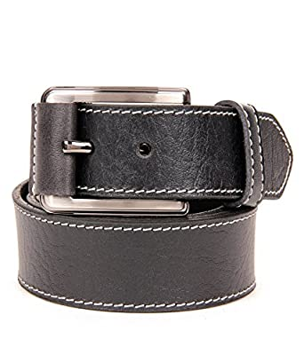 Walletsnbags Casual Leather Buckle Belt