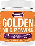 Golden Milk Powder (90 Servings) Turmeric 6 Superfood Blend