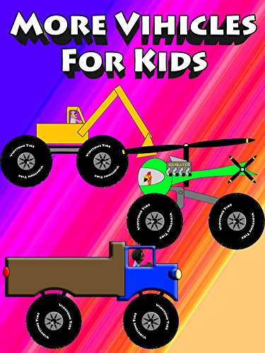 More Vehicles For Kids