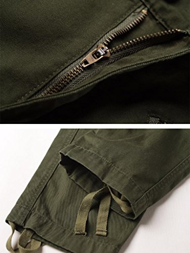 Pantalon Militaire Homme Must Vert Way Cargo fxaqxX5A