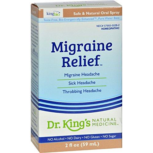 King Bio Headache Relief - 4