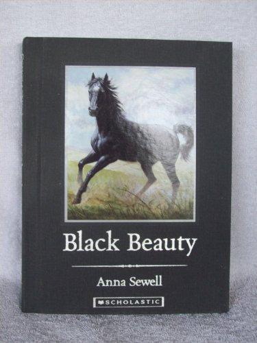 Book cover for Black Beauty