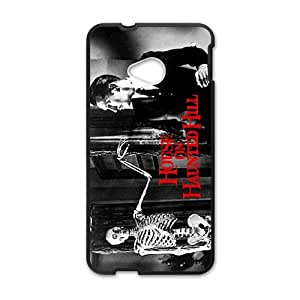 HTC One M7 House on Haunted Hill pattern design Phone Case HH12OHHJ93796