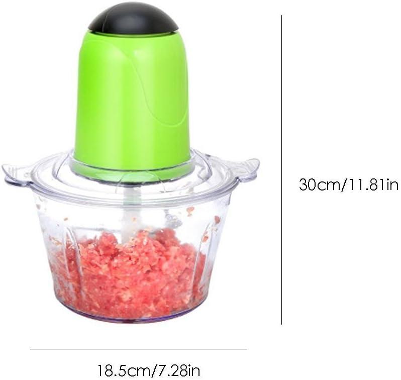 Oshidede oshide multifunción Carne Licuadora eléctrica Robot de Cocina Alimentos Chopper máquina Exprimidor Carne Wolf: Amazon.es