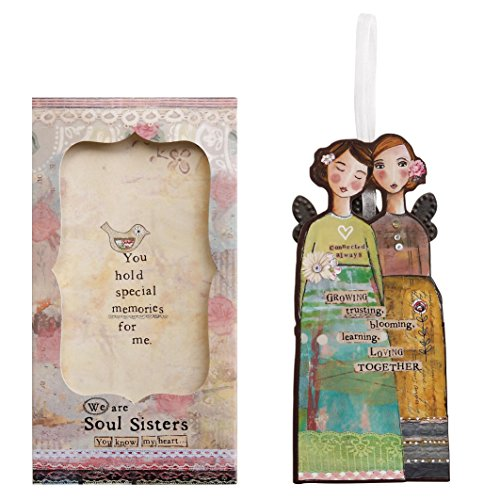 Kelly Rae Roberts Angel Ornament Card - SISTER Photo #3