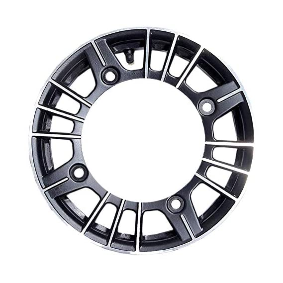Linx Wheel Rim/Alloy Wheel for Activa Tubeless Tyres (Per Pc.)