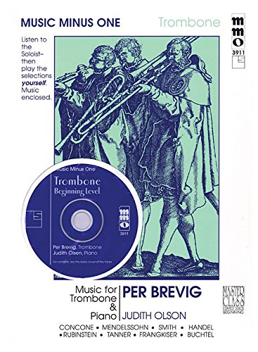 Beginning Trombone Solos - Volume 1