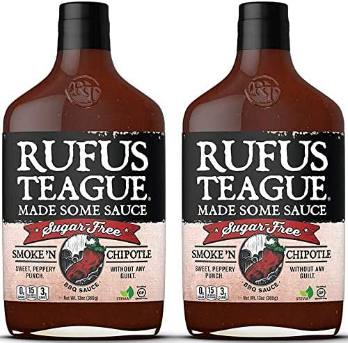 Sauces & Marinades: Rufus Teague Sugar Free