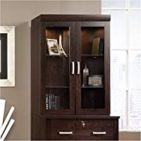 Bowery Hill Hutch in Dark Alder