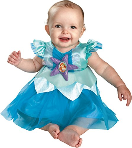 [Costumes For All Occasions DG44972W Ariel Infant 12-18 Months] (Ariel Costumes Toddler)