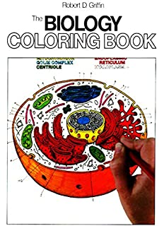 The Biology Coloring Book HarperCollins Books Not Childrens