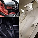 Car Interior Seat Belt Covers for Adults Black