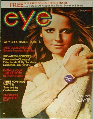 Buy eye magazine 1969