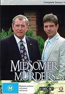 amazoncom midsomer murders season 10 pal import