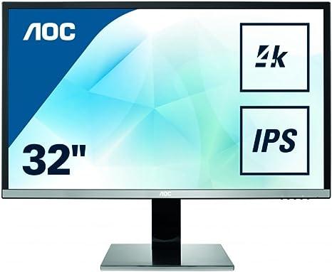 AOC U3277PQU - Monitor de 32