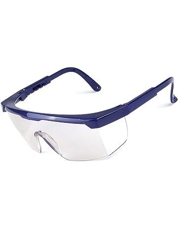 2b7f8eb3b5 Gafas Protectoras de Plastico Transparente Proteccion de los ojos Gafas de  proteccion anti-viento y