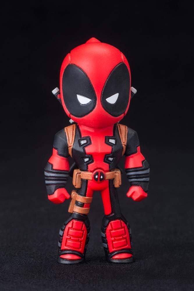 Kotobukiya Gurihiru Mini Figure Collection Deadpool 4Pack BOX