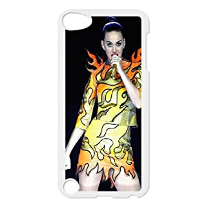 DDOUGS Katy Perry New Fashion Cell Phone Case for Ipod Touch 5, Customized Katy Perry Case