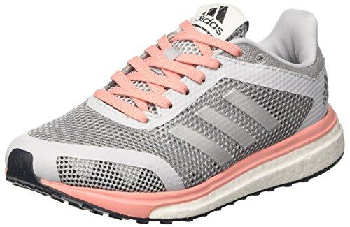 Chaussures suabri Course Gris Adidas Response grimed De plamet Femme W qwOORPEx