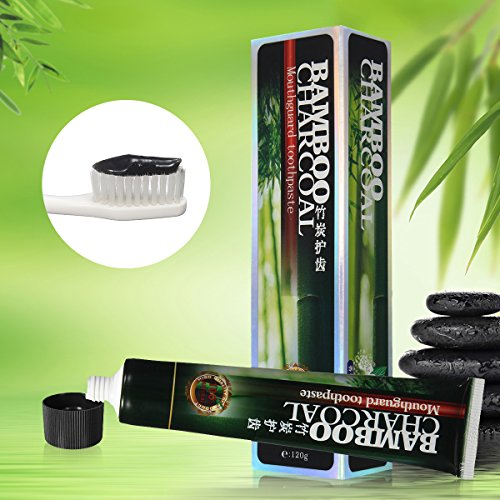 mejoy black bamboo charcoal toothpaste activated charcoal import